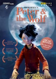 Peter and the Wolf, DVD