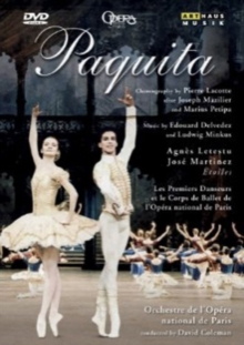 Paquita: Opera National De Paris, DVD