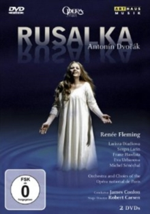 Rusalka: Opera National De Paris, DVD  DVD