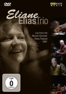 Eliane Elias Trio: Live at the Munich Summer Piano Festival, DVD