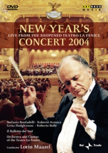 New Year's Concert: 2004, DVD