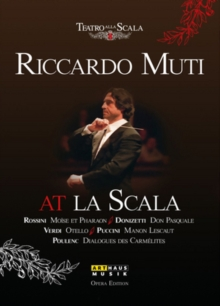 Riccardo Muti at La Scala, DVD