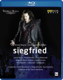 Siegfried: Teatro alla Scala (Barenboim), Blu-ray  BluRay