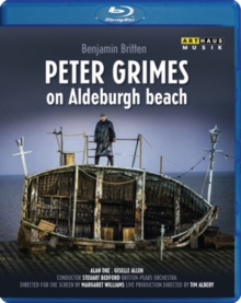 Peter Grimes On Aldeburgh Beach, Blu-ray