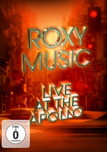 Roxy Music: Live at the Apollo, DVD