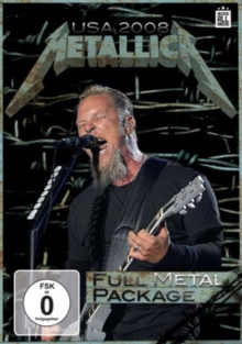 Metallica: Full Metal Package, DVD