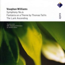 Symphony No. 6, the Lark Ascending (Davis, Bbc So, Little), CD / Album