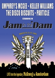 Jam in the Dam, DVD  DVD