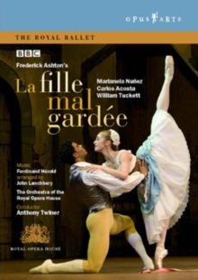La Fille Mal Gardee: The Royal Ballet (Twiner), DVD  DVD