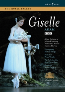 Giselle: Royal Opera House (Gruzin), DVD