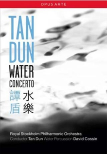 Tan Dun: Water Concerto, DVD