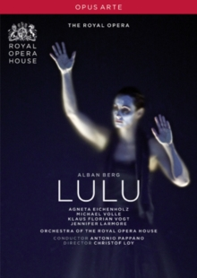 Lulu: Royal Opera House (Pappano), DVD