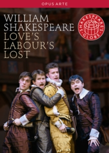 Love's Labour's Lost: Globe Theatre, DVD