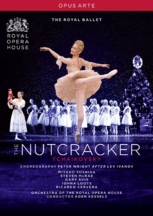 The Nutcracker: The Royal Ballet (Kessels), DVD DVD