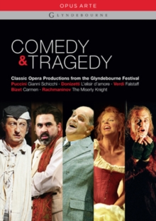 Glyndebourne: Comedy and Tragedy Collection, DVD