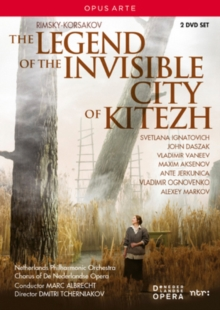 The Legend of the Invisible City of Kitezh: De Nederlandse..., DVD DVD