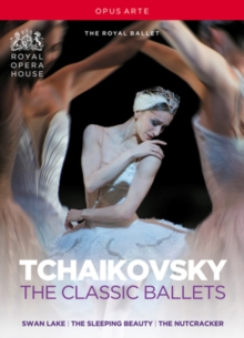Tchaikovsky: The Classic Ballets, DVD