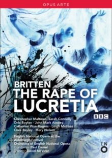 The Rape of Lucretia: English National Opera (Daniel), DVD