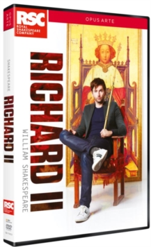Richard II: Royal Shakespeare Company, DVD