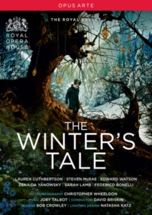 The Winter's Tale: The Royal Ballet, DVD