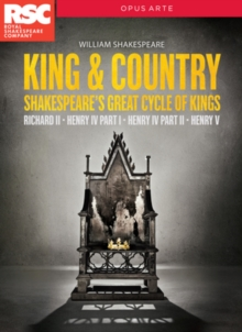 King & Country - Shakespeare's Great Cycle of Kings, DVD