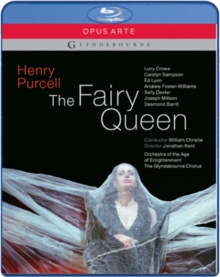 Fairy Queen: Glyndebourne (Christie), Blu-ray