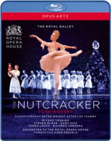 Nutcracker: The Royal Ballet (Kessels), Blu-ray