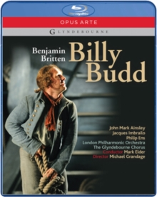 Billy Budd: Glyndebourne (Elder), Blu-ray