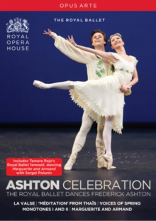 The Royal Ballet Dances Frederick Ashton, Blu-ray