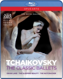 Tchaikovsky: The Classic Ballets, Blu-ray