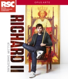 Richard II: Royal Shakespeare Company, Blu-ray  BluRay
