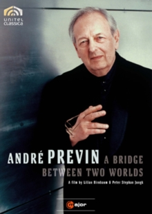 Andre Previn: A Bridge Between Two Worlds, DVD