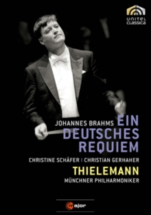 Brahms: Ein Deutsches Requiem (Thielemann), DVD