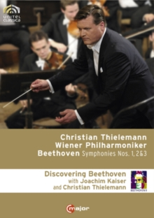 Beethoven: Symphonies 1, 2 and 3 (Thielemann), DVD