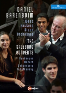 Daniel Barenboim and the West-Eastern Divan Orchestra: The..., DVD  DVD