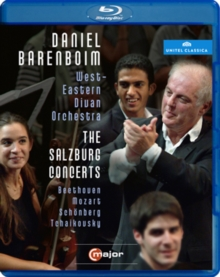 Daniel Barenboim and the West-Eastern Divan Orchestra: The..., Blu-ray