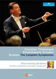 Brahms: Complete Symphonies, Blu-ray  BluRay
