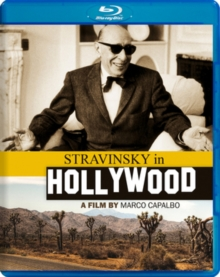 Stravinsky in Hollywood, Blu-ray