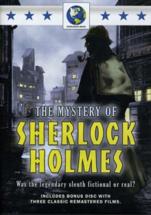 The Mystery of Sherlock Holmes, DVD