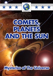 Comets, Planets and the Sun - Mysteries of the Universe, DVD