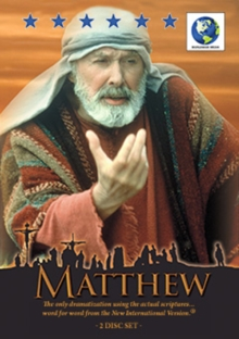 The Visual Bible: The Gospel According to Matthew, DVD
