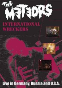 The Meteors: International Wreckers, DVD