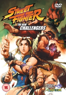 Street Fighter: The New Challengers, DVD