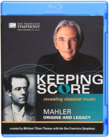 Mahler - Origins and Legacy: San Francisco Symphony..., Blu-ray