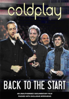 Coldplay: Back to the Start, DVD