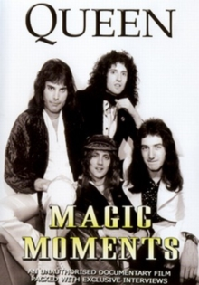 Queen: Magic Moments, DVD