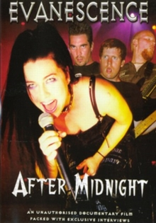 Evanescence: After Midnight, DVD