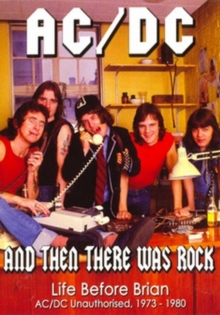 AC/DC: Then There Was Rock - Life Before Brian, DVD