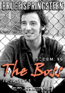 Bruce Springsteen: Becoming the Boss - 1949-1985, DVD