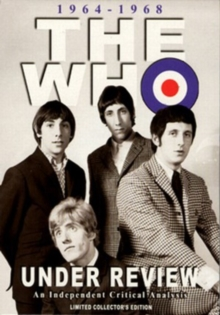 The Who: Under Review 1964-68 - A Critical Analysis, DVD